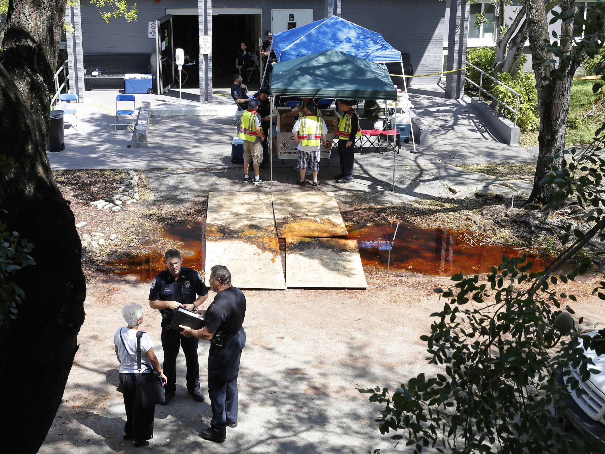 Probe opens into 8 deaths at Florida nursing home