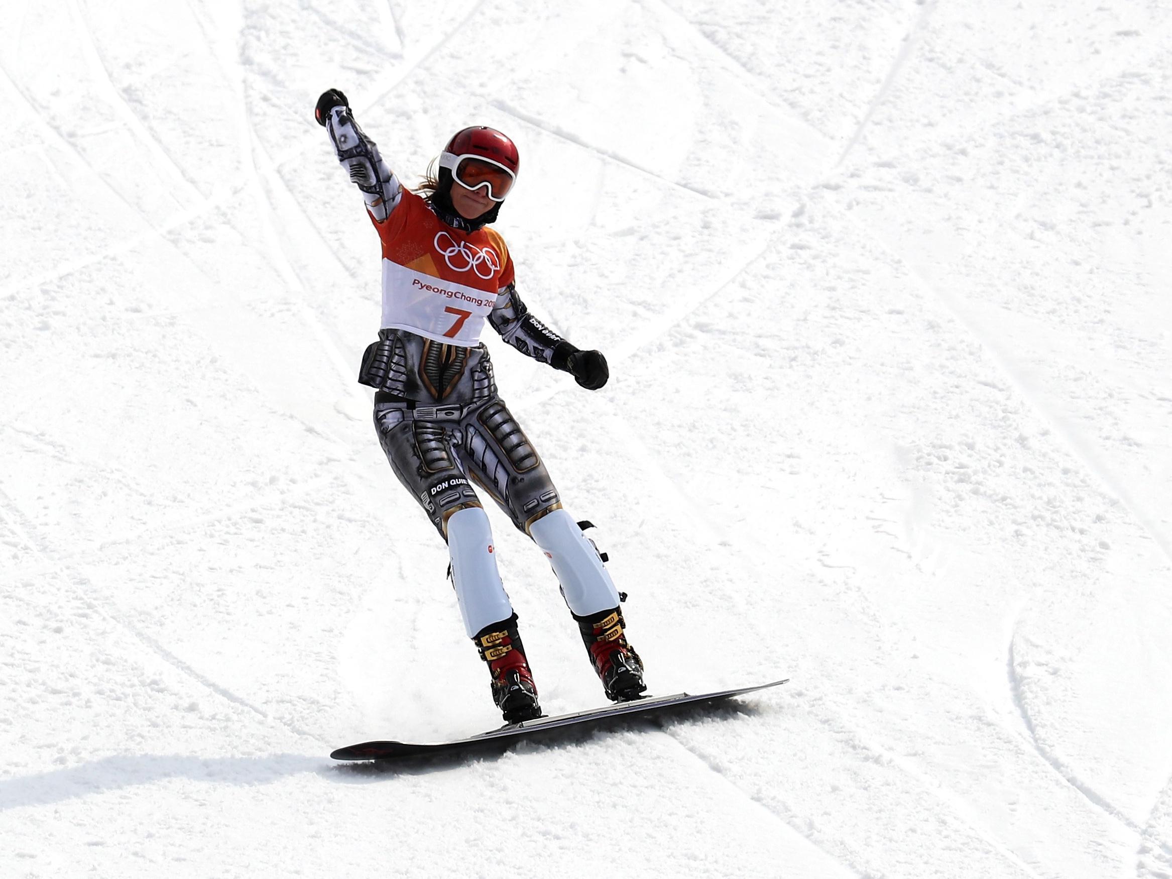 Ledecka seals stunning double, Norway set medals mark