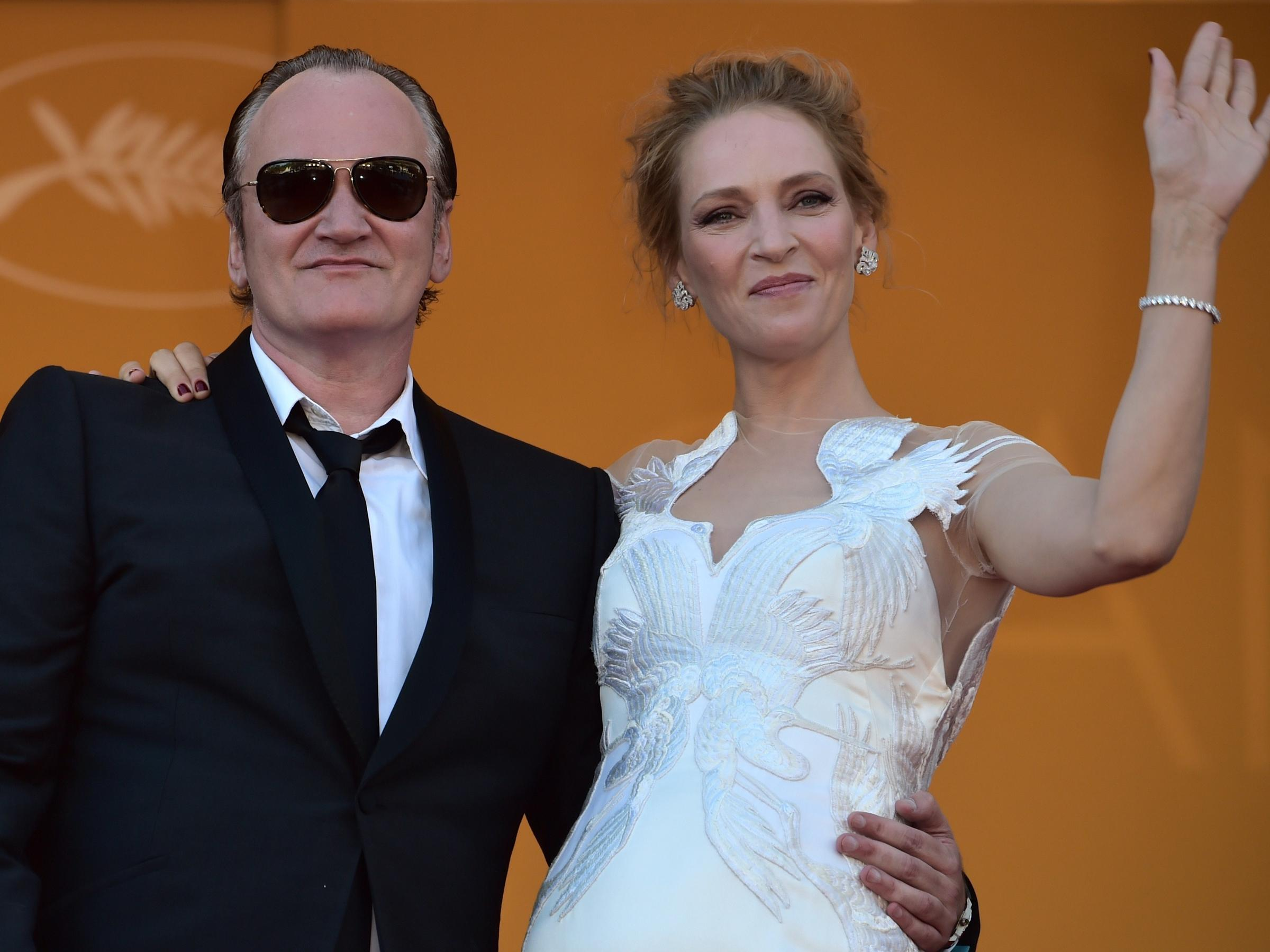 Tarantino Says Uma Thurman Car Crash Is One Of His Biggest Regrets