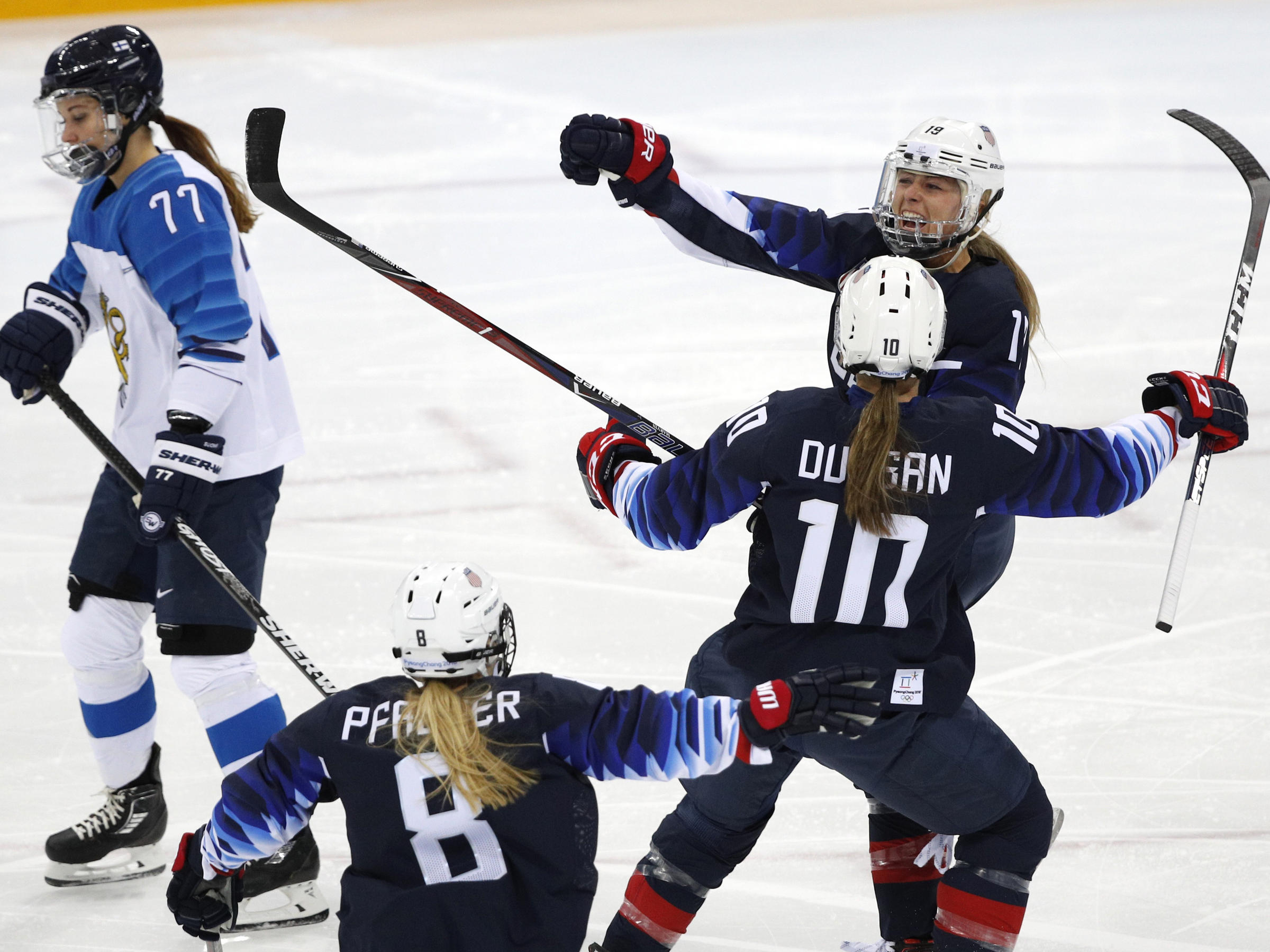 How long is an Olympic ice hockey game? - Answers