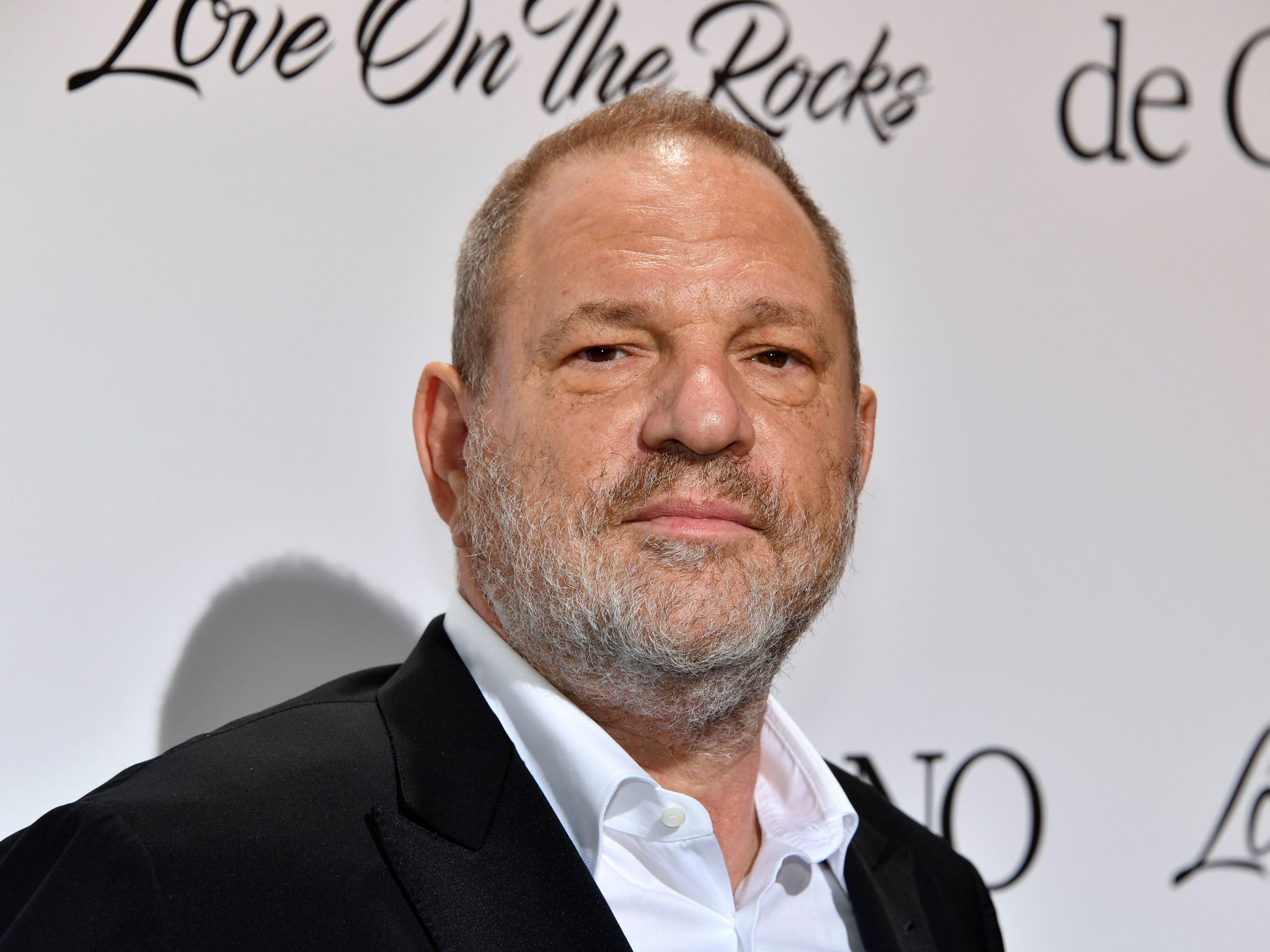 New York AG sues Harvey Weinstein following sexual misconduct allegations