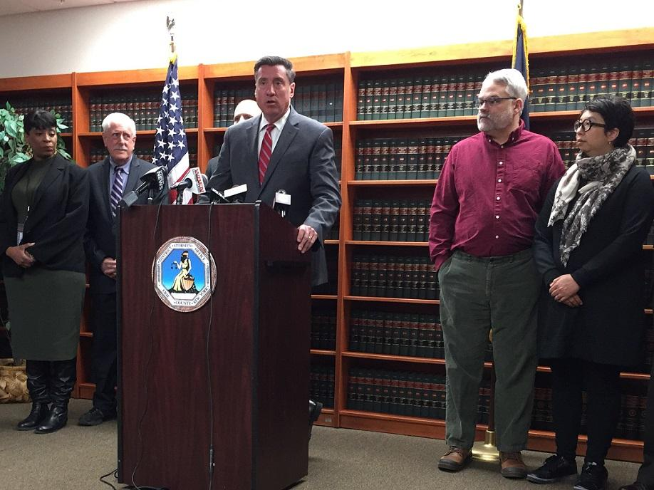 Crime Victims' Rights Week declared in Ulster County