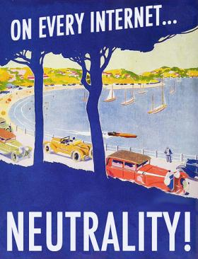 poster for net neutrality