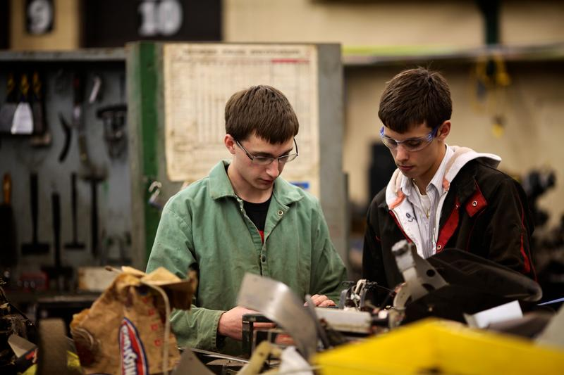 A glimpse into technical classes at Stockbridge High School