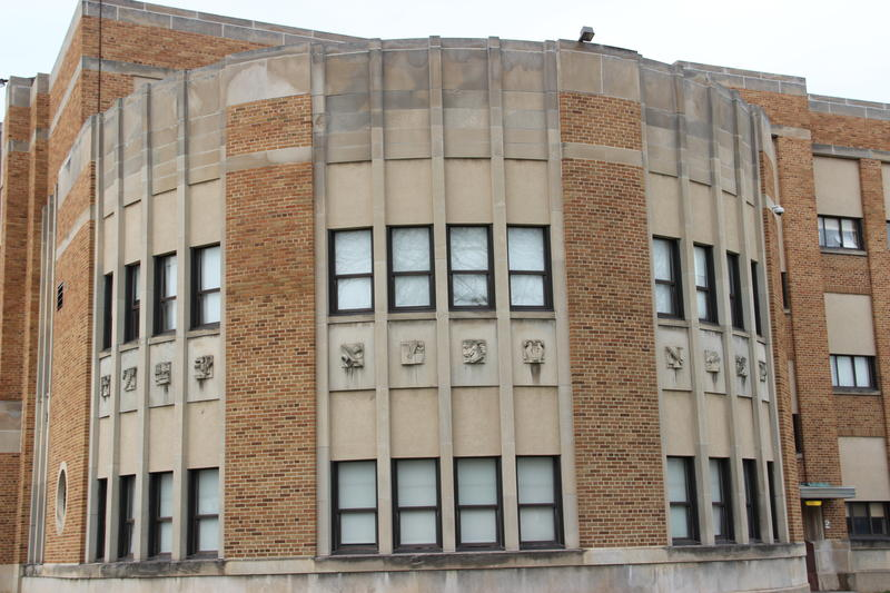J.W. Sexton High School in Lansing