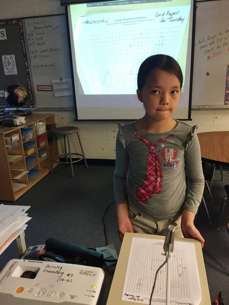 Destiny Baragawanth is in 4th grade and lives on the Bay Mills Indian reservation. She and her Native classmates outperformed not only other American Indians in the state on math and reading tests, but white students, too.