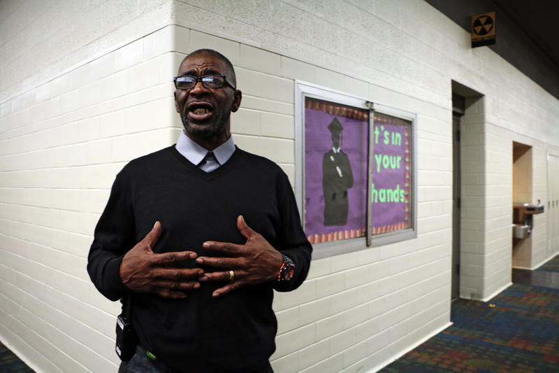 Coach Knight works to keep Cody students from dropping out