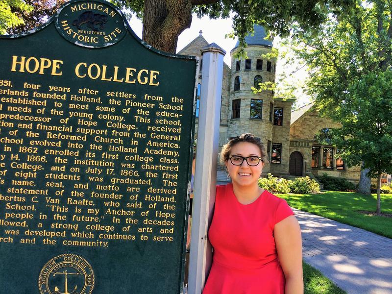 Ireana Bernal, college student.