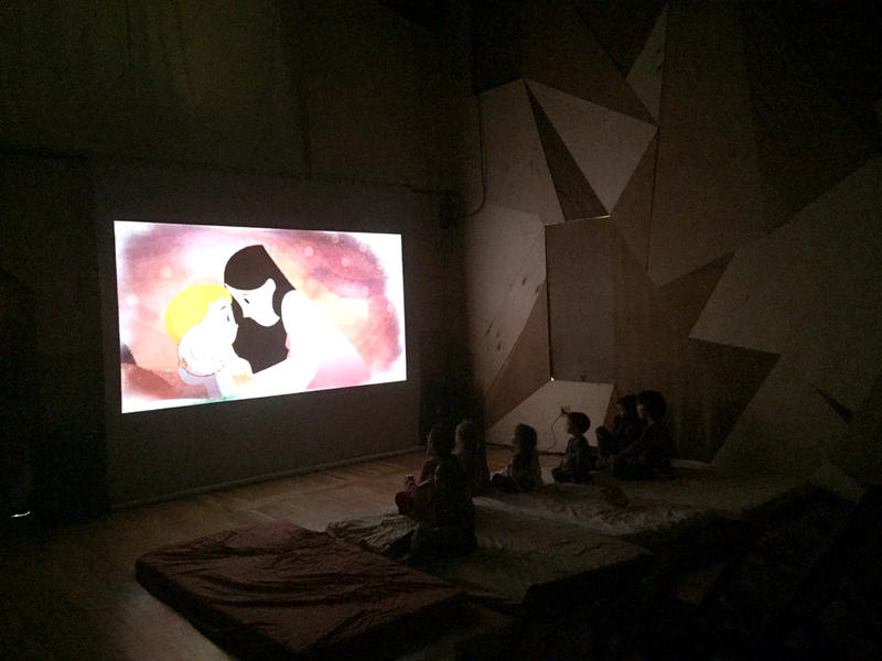 "Song of the Sea on the ""big screen"" at the Play House"