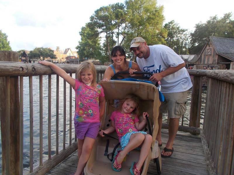 Amanda Hood and family