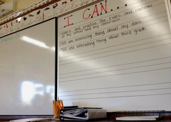 Renee Howard's third graders can ...
