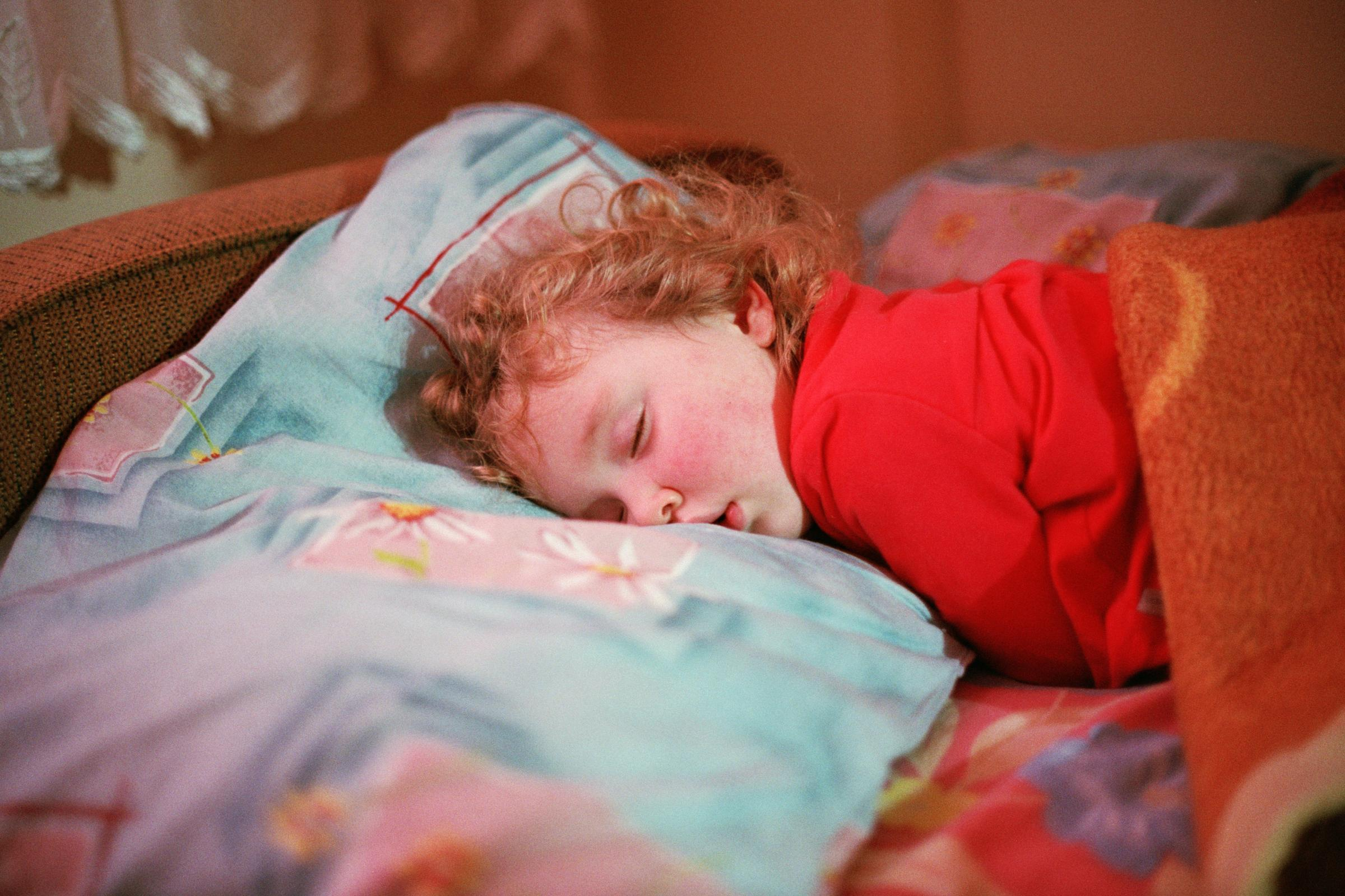 Why does not the child sleep
