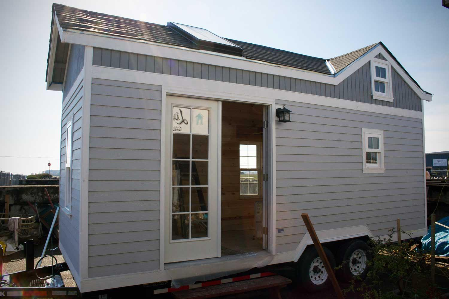 Tiny House Villages Make A Big Difference For Homeless People Around The Country