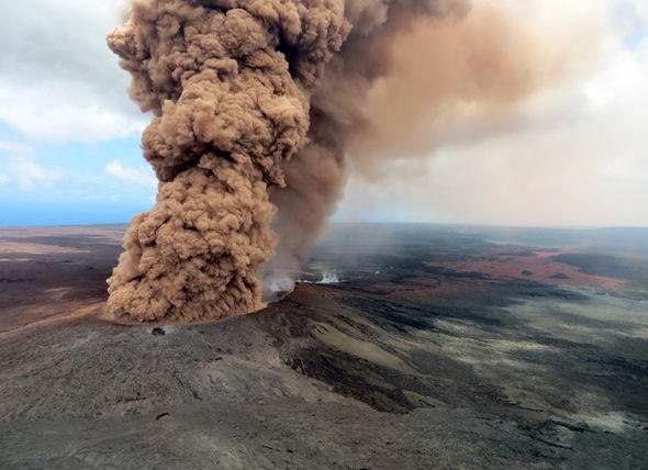 volcano yellowstone