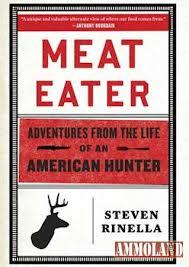 meat eater book cover