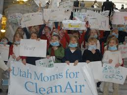 Utah moms for Clean Air utah