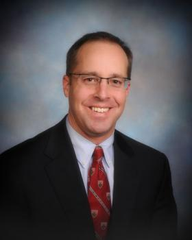 A picture of Superintendent David Doty