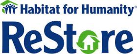 Habitat for Humanity restore stores.