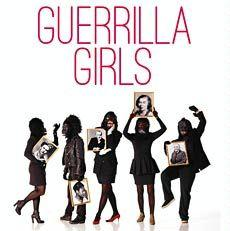 Poster for Guerrilla Girls.