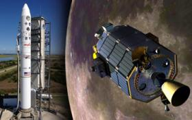 The LADEE spacecraft is scheduled to leave for the moon Friday, Sept. 6.