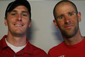 Storycorps ironman triathletes