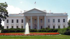 A female motorist crashed into white house barricades before engaging in a high speed chase, resulting in her death.