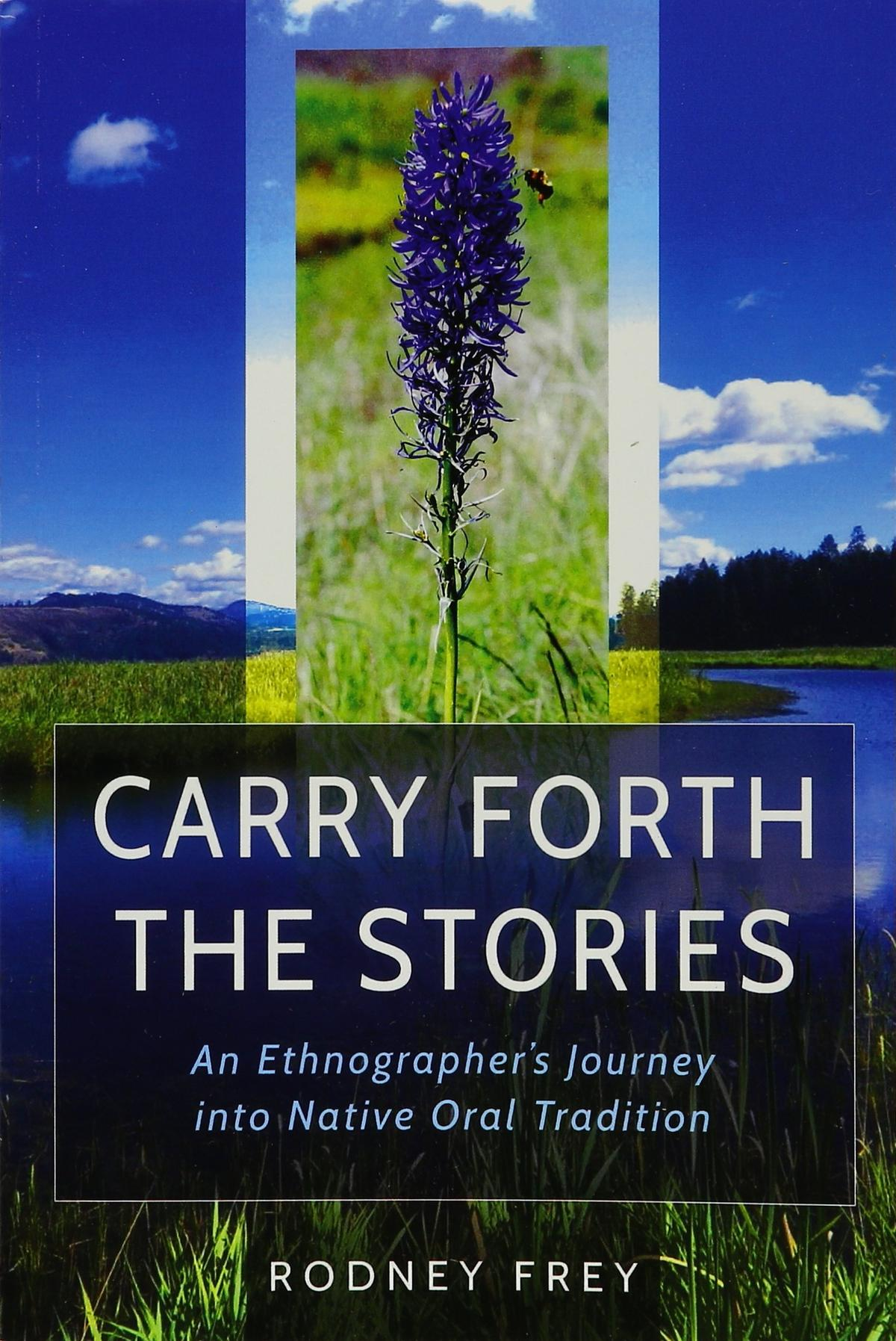 Book Cover - Carry Forth the Stories