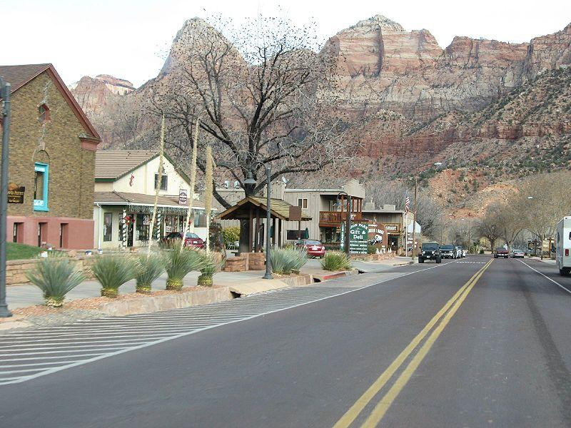Police in Springdale, near Zion National Park, are under investigation for issuing cash-only tickets to tourists.