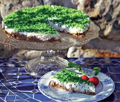Silltårta, or Swedish Herring Cake, is Jennifer Pemberton's favorite fish flavored dessert.