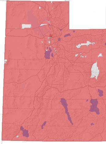 State Forester Dick Buehler announced the addition of an interactive fire restriction map to UtahFireInfo.gov.