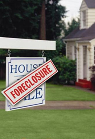 AARP reports increased rate of foreclosures for people over 50.