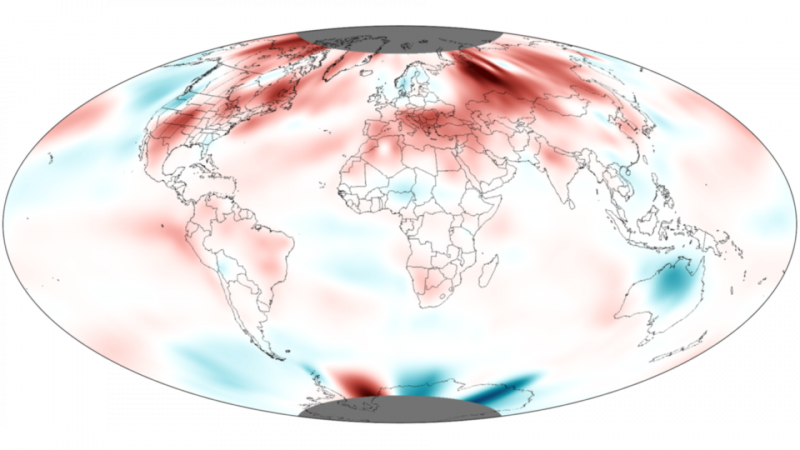 NOAA: June 2012 was 4th Warmest on Record for the Globe
