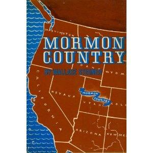 Jennifer admits that Wallace Stegner's Mormon Country somehow led her to move to Utah.