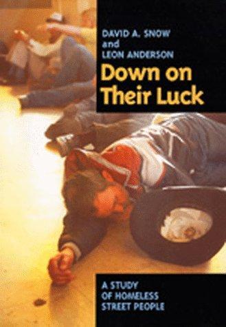 Leon Anderson's co-authored book.