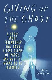 giving up the ghost cover art