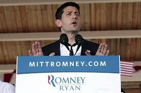 Mitt Romney's Vice Presidential pick, Paul Ryan