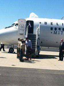 Paul Ryan was in Provo on Wednesday during a brief trip to Utah.