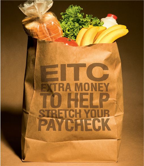 Earned income tax credit utah families EITC