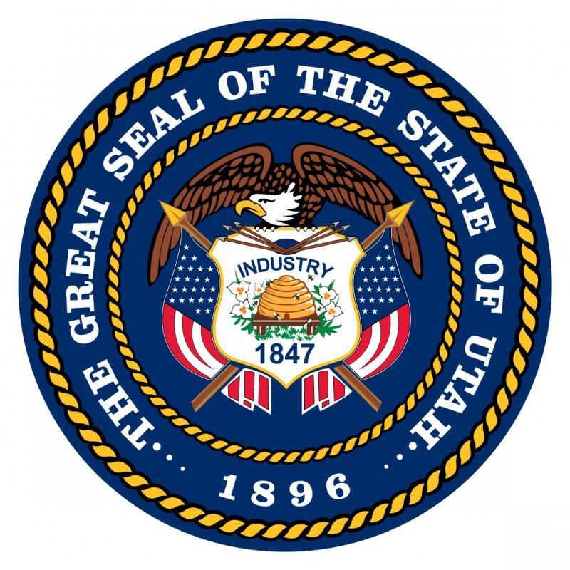 state of Utah seal