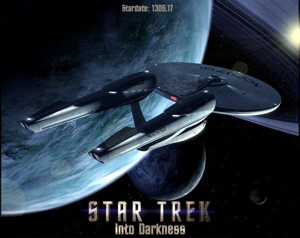 Outer darkness star trek