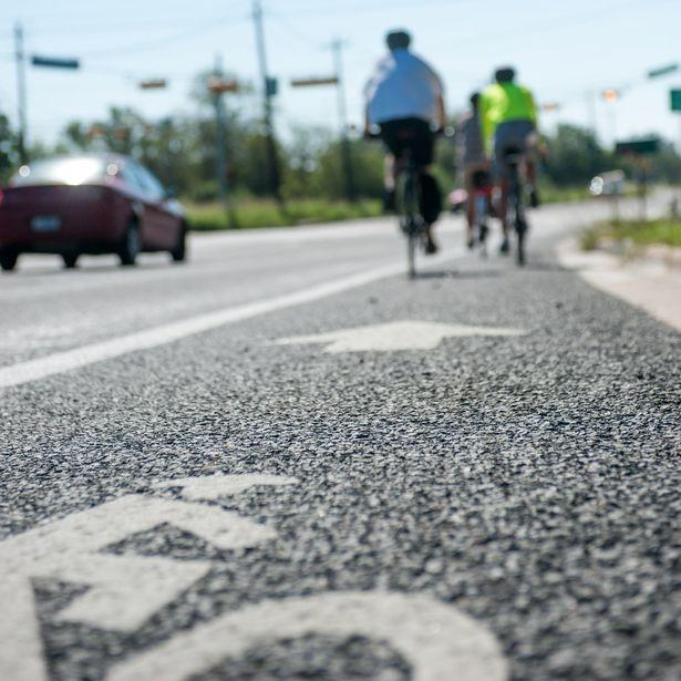 Biking in Utah has increased by nearly 60 percent over the past 7 years.