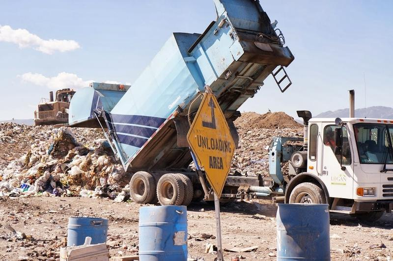 Logan City has added additional recycling pickups during the holiday season to take care of the community's waste-removal needs.
