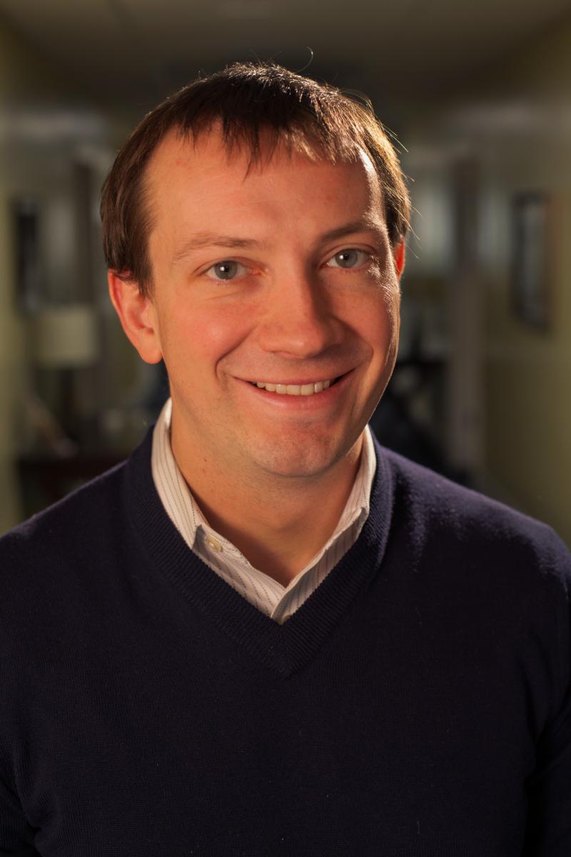 Matt Lyon portrait