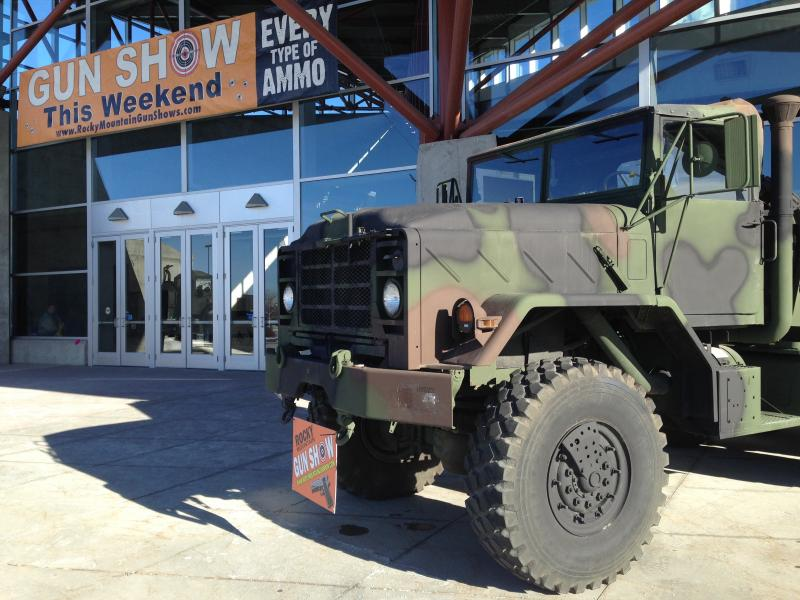 Gun show, sandy, Rocky Mountain Gun Show