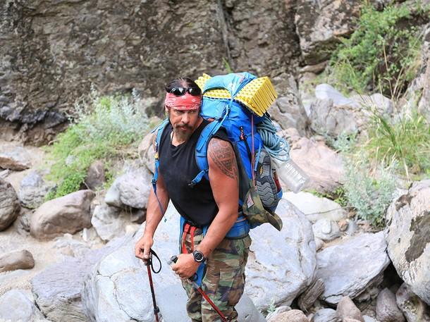 Medvetz hiking