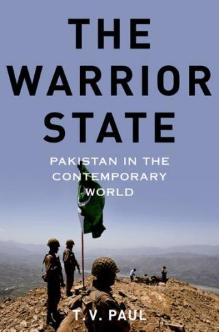The warrior state: pakistan book cover