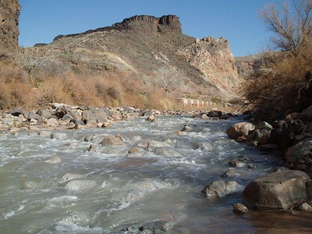 The virgin river
