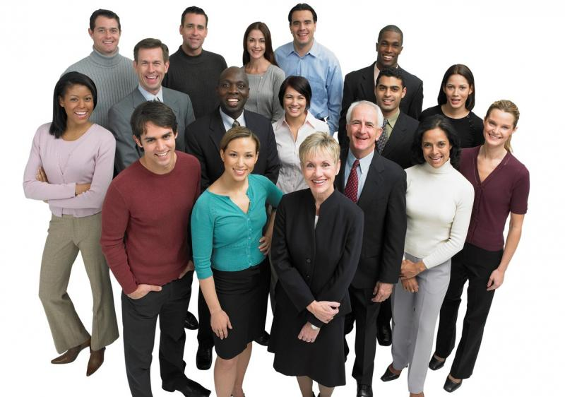 Racially-diverse business owners