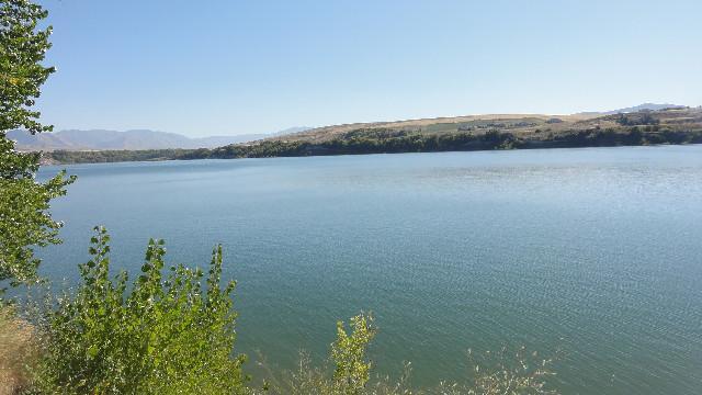Hyrum Reservoir