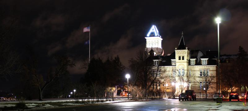 Logan, Utah is home to Utah State University, and was listed as the second best college town in America.